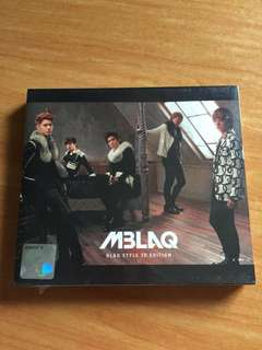 #IKEA50 MBLAQ Style 3D Edition