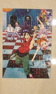 Jigsaw puzzle - phi brain