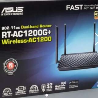 Brand New Asus RT AC 1200+ Router