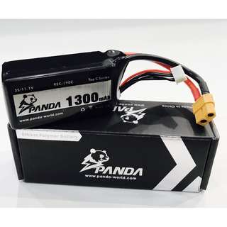 Li-Po battery - PANDA POWER 1300 4S 95C TOP C SERIES