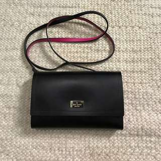 KATE SPADE Winni Arbour Hill Crossbody Wallet Clutch