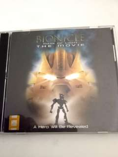 Bionicle the movic vcd