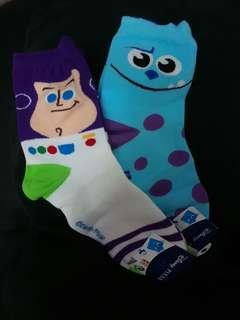 全新🆕🈹正品巴斯光年卡通款式襪