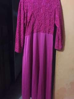 brukat dress pink