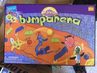 Cranium bumparena board game