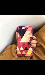 Glossy Geometrical Case