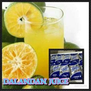 dalandan juice 750 grams