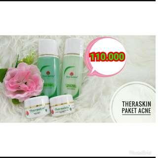 Theraskin Paket Acne