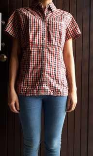 Osella Plaid Shirt