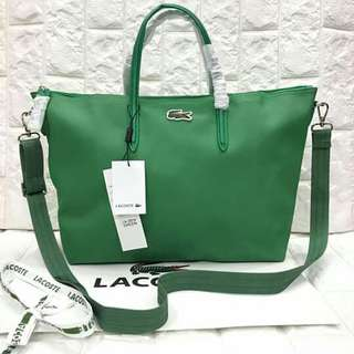 Lacoste hand bag sling bag Authentic
