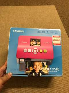 Canon Selphy CP780- Compact Photo Printer