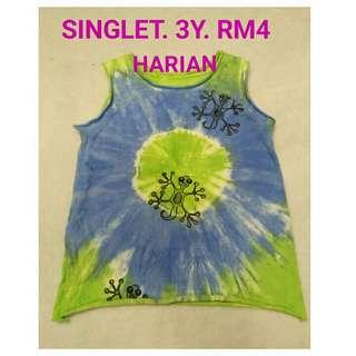 3y singlet
