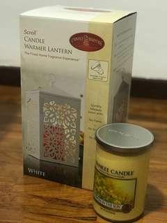 Candle Warmer Lantern