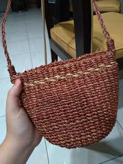 REPRICED Abaca Sling Bag