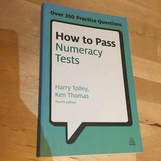 Numeracy Book
