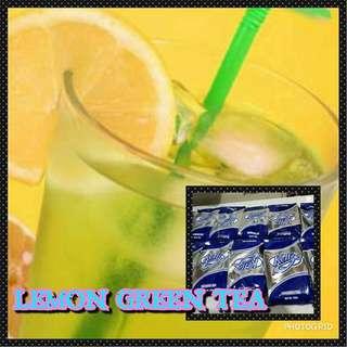 Lemon green tea 750g