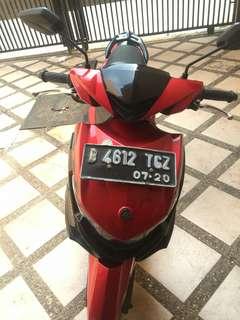 MOTOR BEKAS YAMAHA XEON GT125