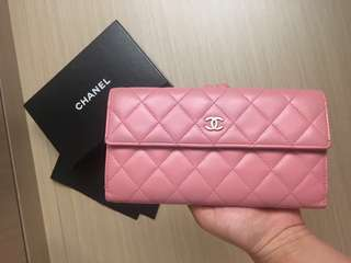 🈹激罕💟Authentic Chanel Wallet
