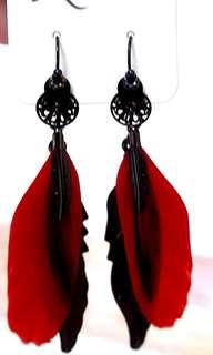 Hanging earing