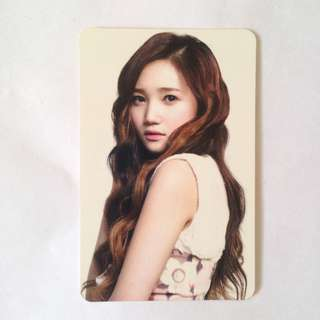 HELLOVENUS Yooara official photocard