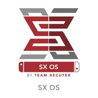 Nintendo Switch Mod SX OS