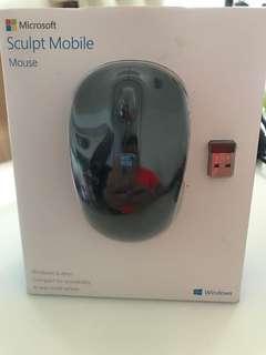 Microsoft Sculpt Mouse (Brand New)
