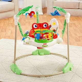 Jumping Fisher Price Jumperoo