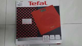 Tefal weighing scale