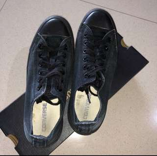 Converse all black ORI
