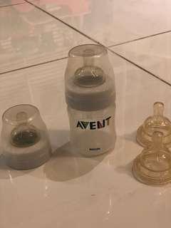 Avent milk Bottle for baby