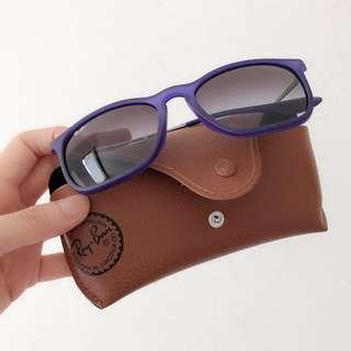 Ray Ban 太陽眼鏡 (Purple) $330 不議價