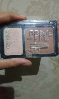 Catrice Prime and Fine contour and highlight 030 Sunny Sympathy