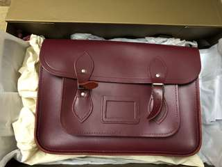 The Cambridge Satchel Company- Crossbody Satchel