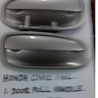 Original Honda Civic Door Handle & Brake Pad