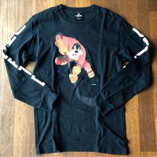 Undefeated x Disney, Hockey Goofy Long Sleeve Shirt