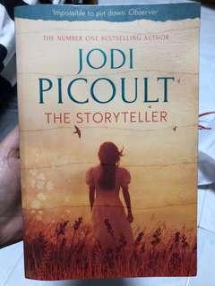 🚚 The Storyteller - Jodi Picoult