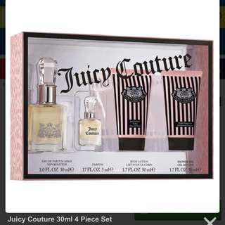 Juicy Couture 30ml 4 Piece Set
