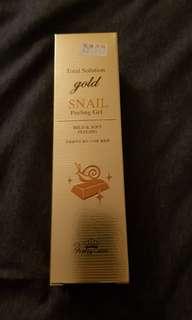 Snail Peeling gel