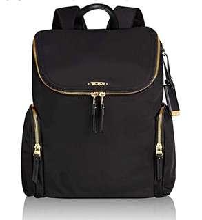 [Used once] TUMI Women's Voyageur Lexa Zip Flap Backpack