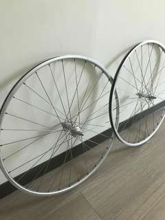 fixed gear 太雅康培輪組