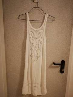 Alice olivia style lace dress