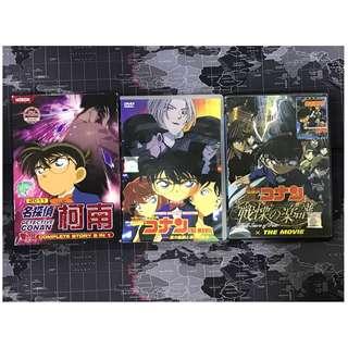 Detective Conan Movie DVD