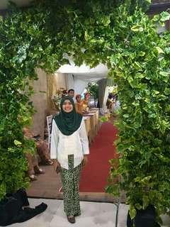 Batik Kipas Depan