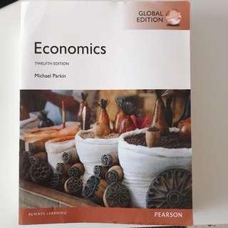 Economics twelfth edition Michael Parkin
