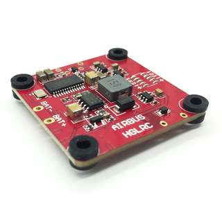 HGLRC AIRBUS F4OSD FLIGHT CONTROL BOARD