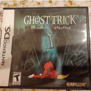 Ghost Trick (Nintendo DS)