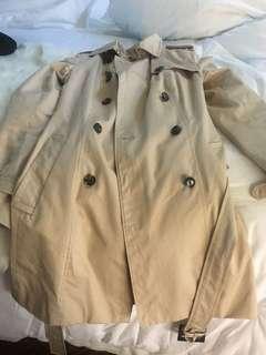 Women's banana republic trench coat
