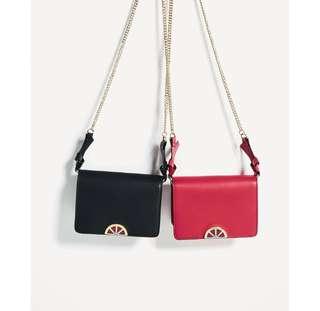 ZARA FRUIT SLING BAG