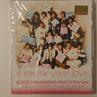 東西方神起&Superjunior05 - Show Me Your Love