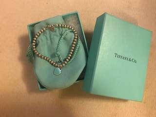 100% real 90% new Tiffany vintage Bracelet